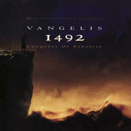 Vangelis - 1492: Conquest of Paradise - OST - album