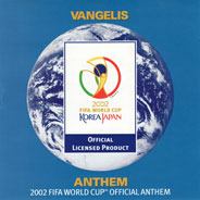 Vangelis - FIFA World Cup - Japan CD single
