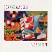 Jon and Vangelis - Page of Life - album