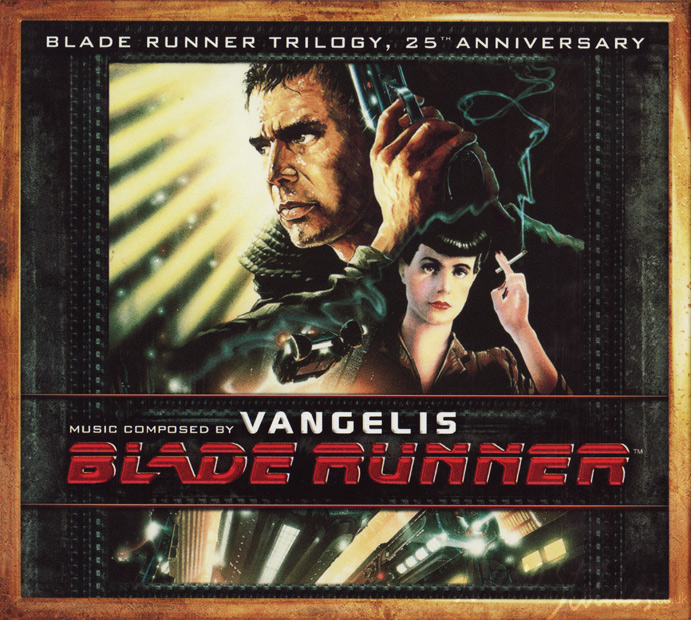 Vangelis Blade Runner Trilogy - Refresh page if no image visible