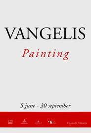 Vangelis Painting Exhibition