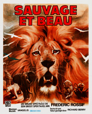 Sauvage et Beau - Rossif - poster