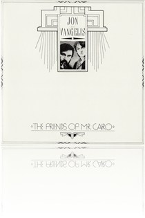 The Friends of Mr Cairo - with Jon Anderson - 1981
