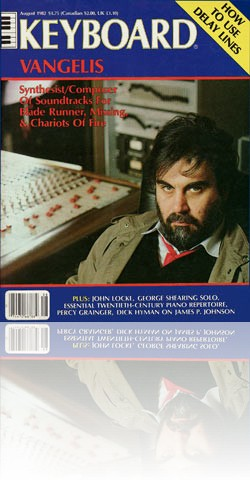 Keyboard - US - August 1982